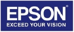 Epson logo - Chris gained experience of working for a Japanese organisation as EMEA proposed PR manager, including responsibility for Social Media strategy