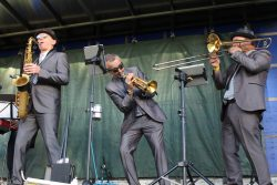 Heditude 2019 - Ska-Mite doing what they do best - the clue's in the name!